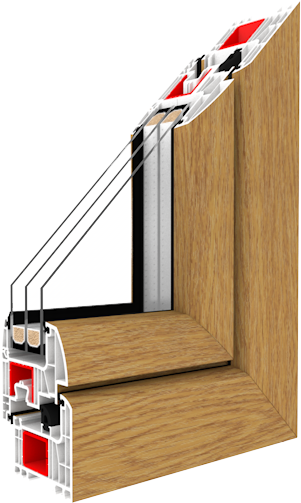 Shop online - Fenster PVC IGLO-ENERGY